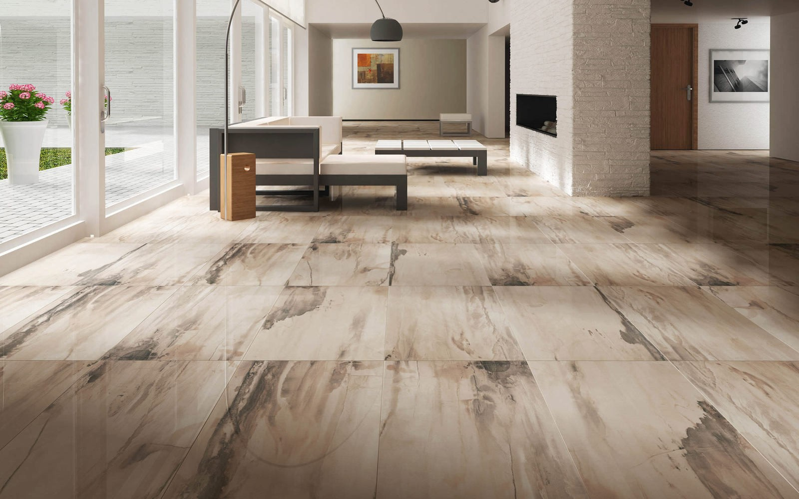 great living room floor tiles saura v dutt stones n room interior and decoration